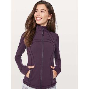 Lululemon Define Jacket Deep Zinfandel Purple 8